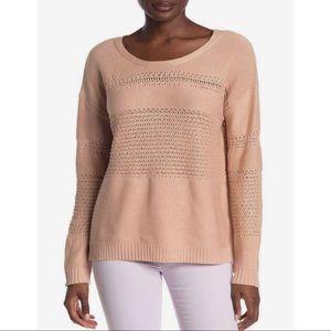 HEARTLOOM Emma Criss-Cross Back Sweater